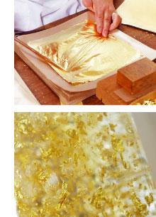 金箔の美容効果